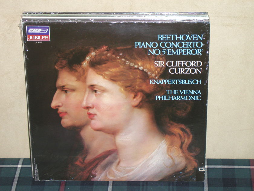 Knappertsbusch/Curzon/VPO - Beethoven SEALED London Jubilee JL 41020 STILL SEALED/NEW