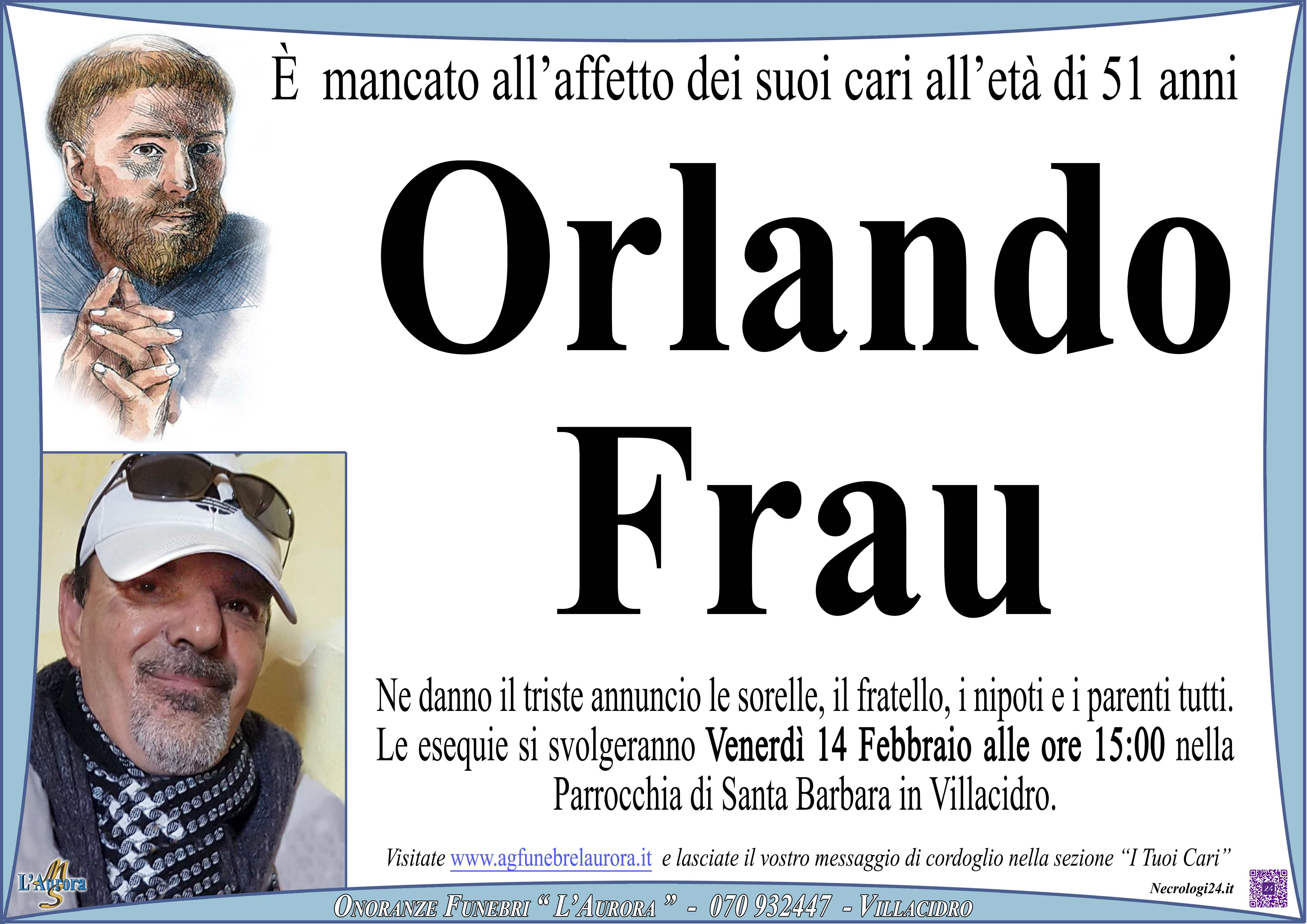 Orlando Frau