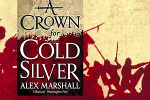 Bi Book Club: A Crown For Cold Silver