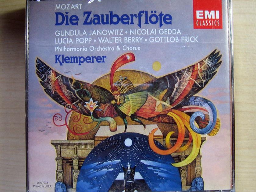 Mozart - Die   Zauberflöte  Factory Sealed New Double CD EMI / BMG D 207048