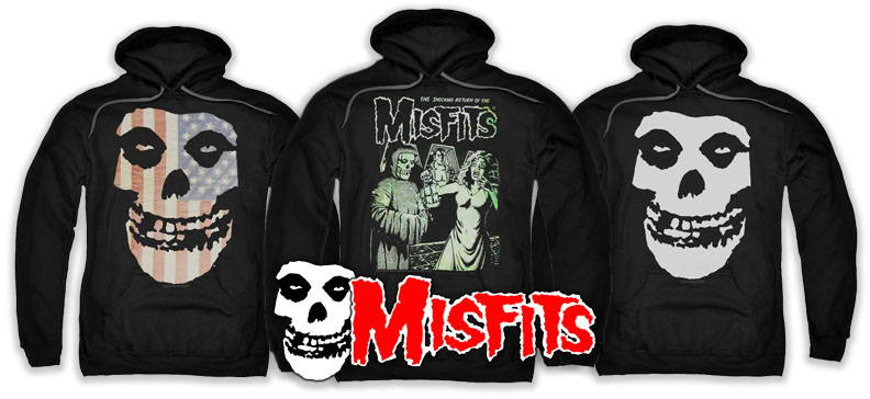 Misfits Hoodie Collection