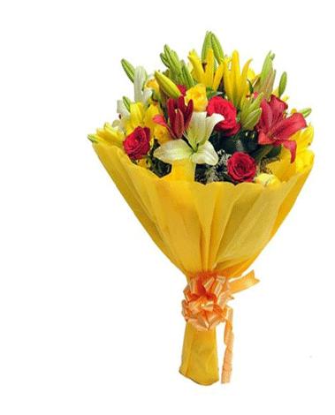 HF Fall Fusion Bouquet