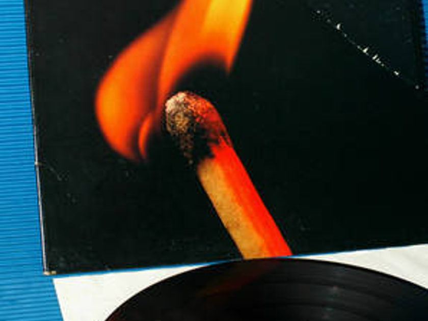 "DON MENZA & HIS 80'S BIG BAND -  - ""Burnin'"" - M&K 1981 German import"