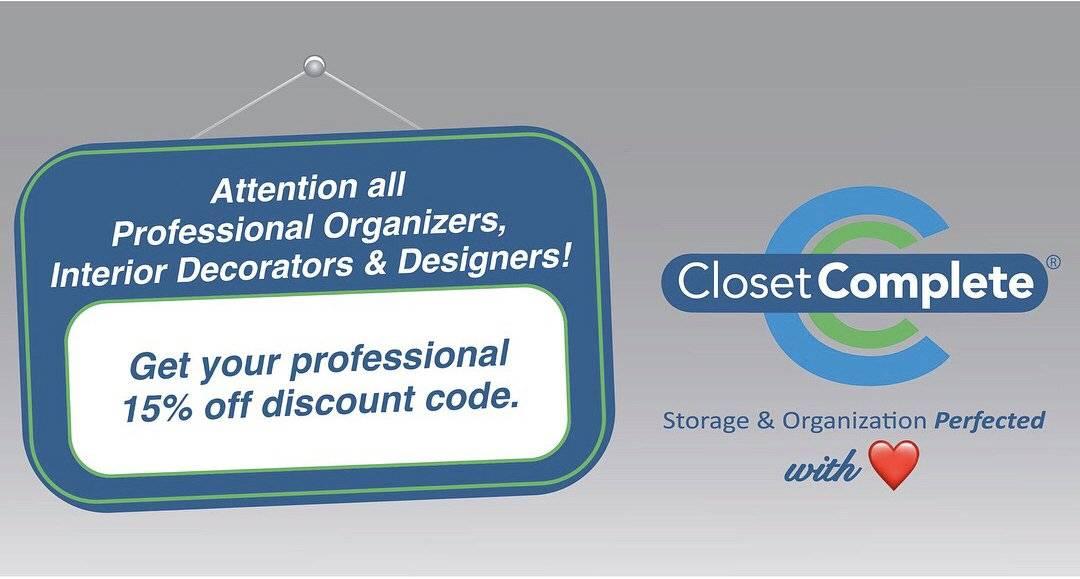 Professional Organizers Interior Decorators Discount Closetcomplete Com