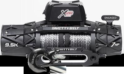 SmittyBilt winch