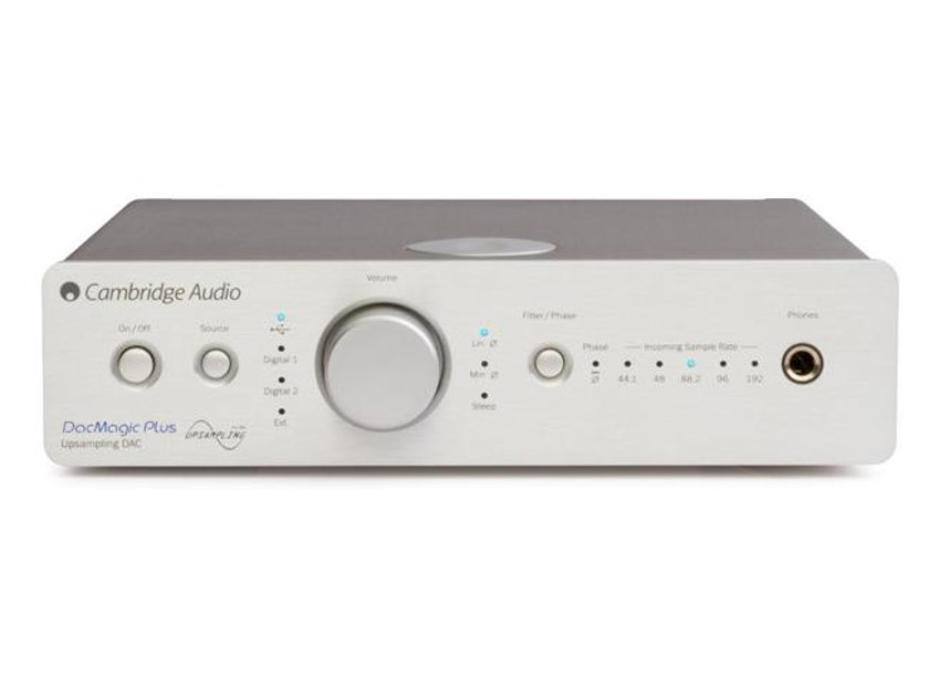 Cambridge Audio DacMagic Plus Digital-to-Analogue Converter,  New with Full Warranty and Free Shipping