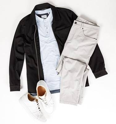 Neutral Outfit Example
