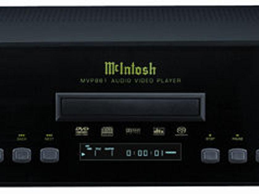McIntosh MVP-861 SACD DVD PLAYER