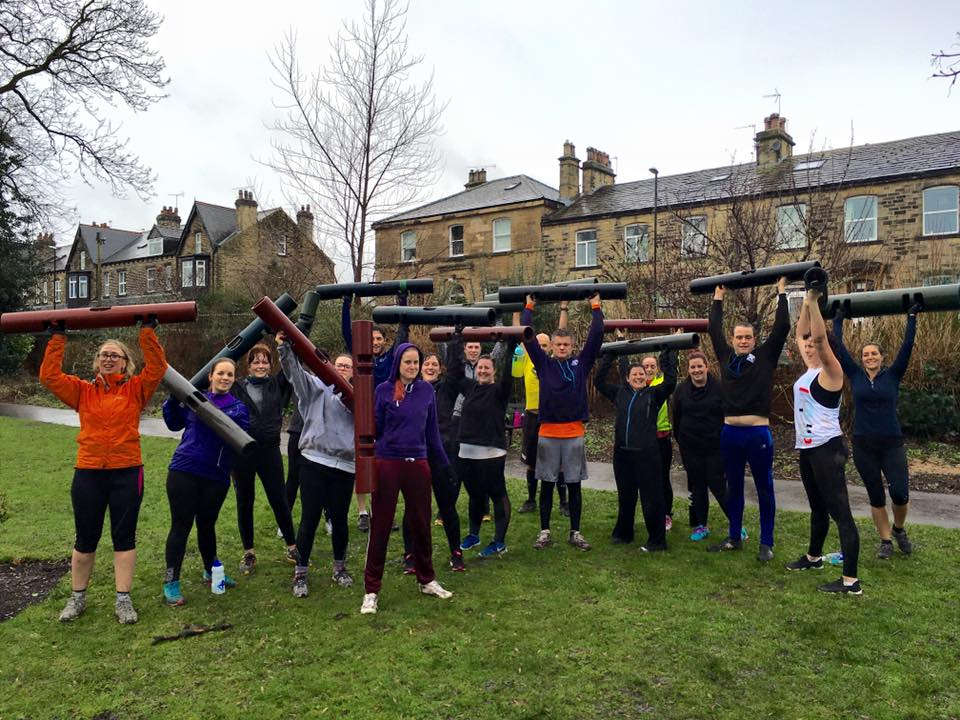 Farsley Boot camp Monday's Image