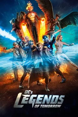 DC's Legends Of Tomorrow's BG