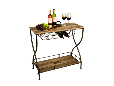 Hall Table/Wine Rack