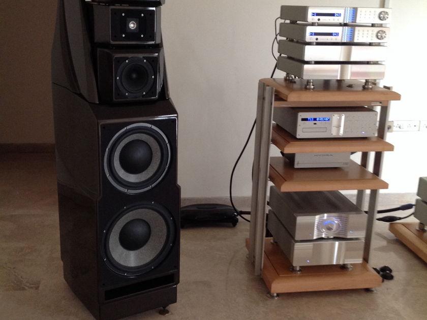 KRELL  E-1 Power Amplifier