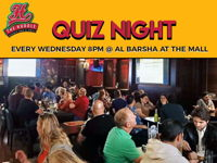 صورة QUIZ WEDNESDAYS