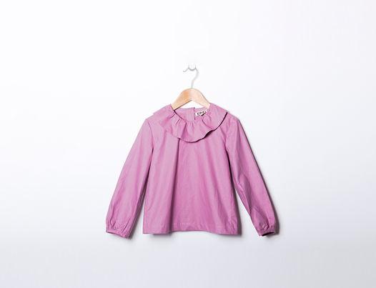 Хлопковая блуза RKO