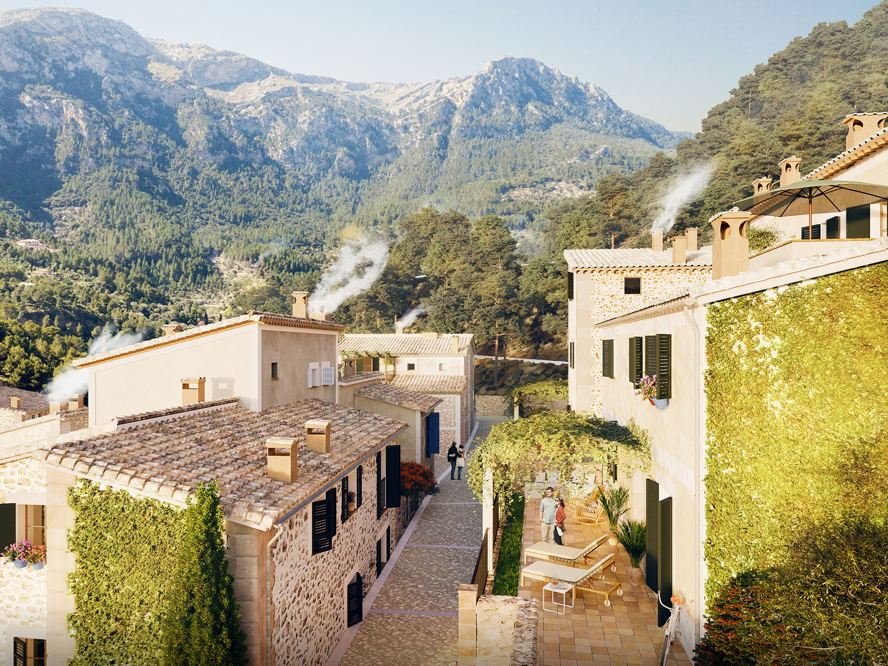 Puerto Andratx - New development in Tramuntana mountains