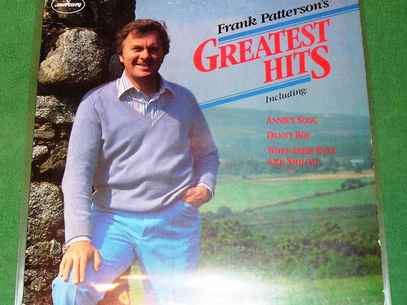 FRANK PATTERSON - GREATEST HITS -  - MERCURY 1st PRESS ** NM 9/10 **