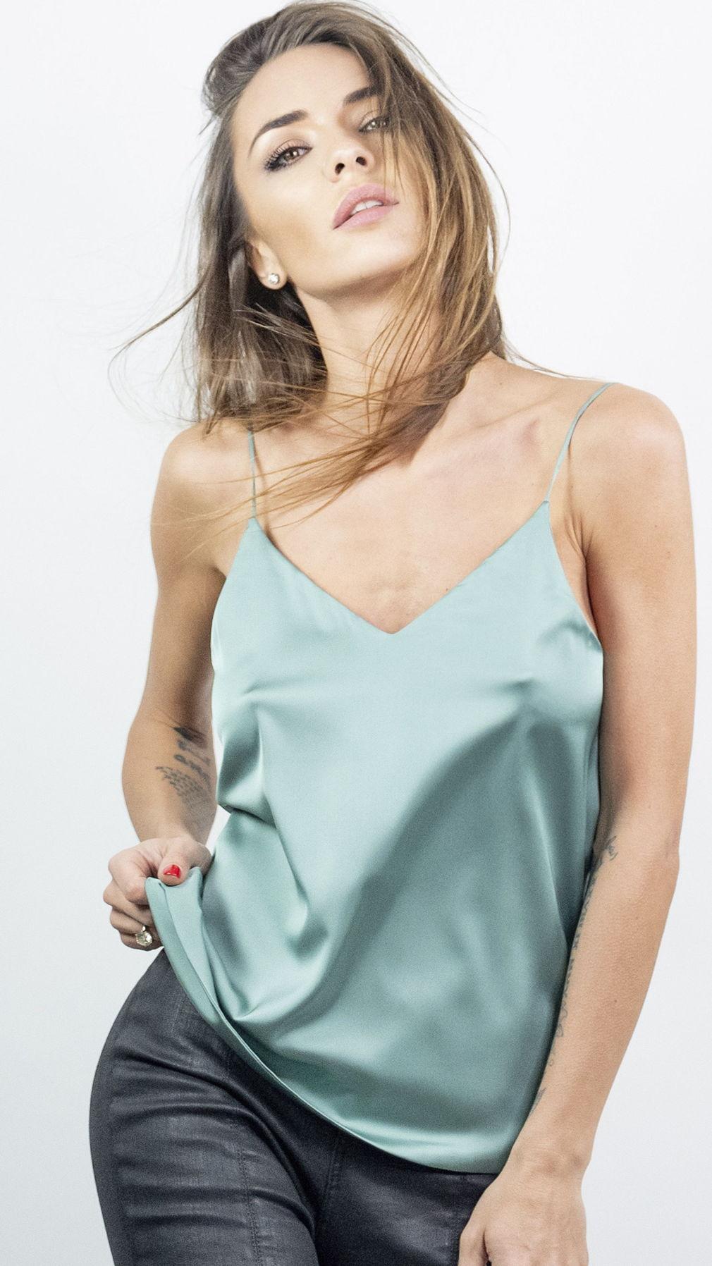 Naked Tiffany Top