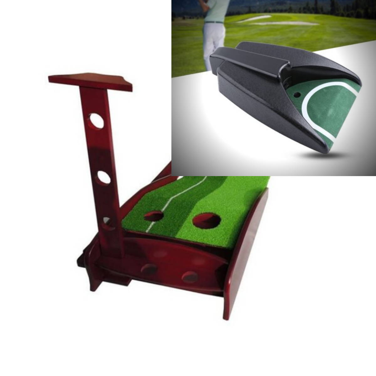 Putting Mat, Putting Green, Indoor Golf Practice