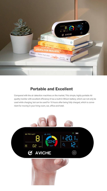 outdoor air quality monitor awair air quality monitor