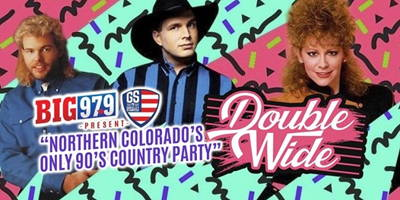 Big 97.9 Presents: Double Wide (Stampede Kickoff After Party!) at Moxi Theater