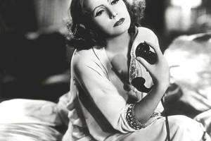 Famous Bis: Greta Garbo