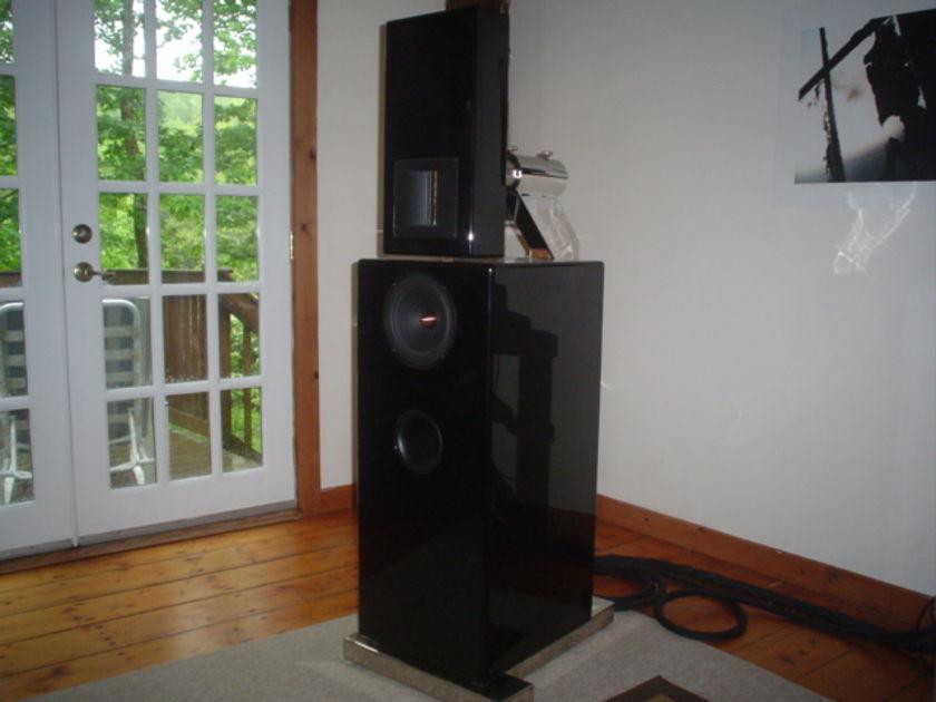 ASCENDO SYSTEM M-S BLACK