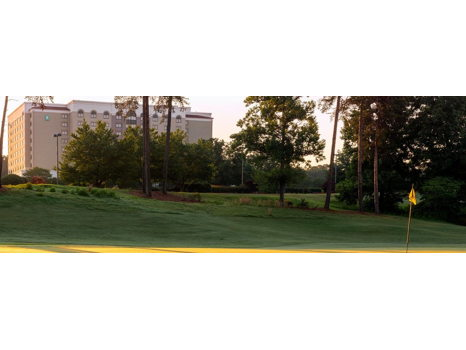 Embassy Suites Hotel & Golf Package