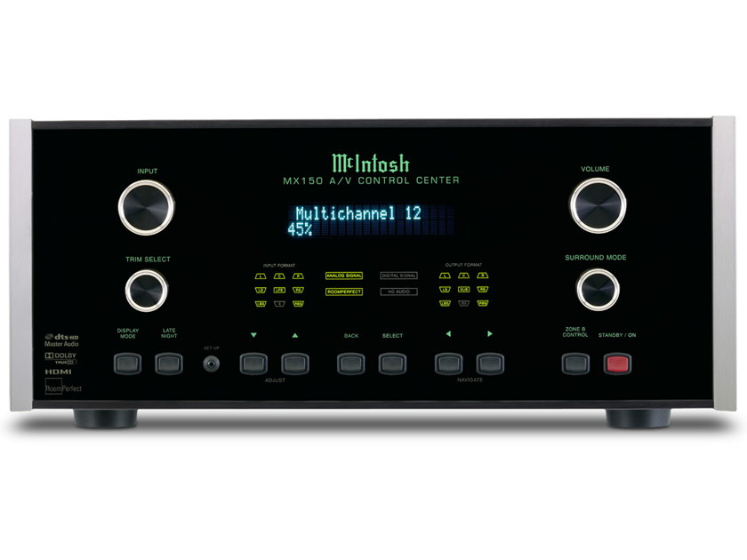 McIntosh MX-150 AV Control Center