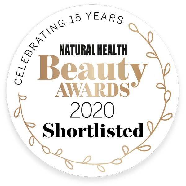 Illuminating Mask Natural Health Awards Shortlisted
