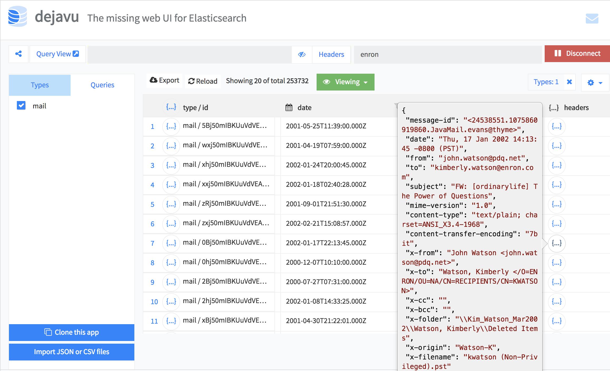 6 Best Elasticsearch GUI clients as of 2019 - Slant