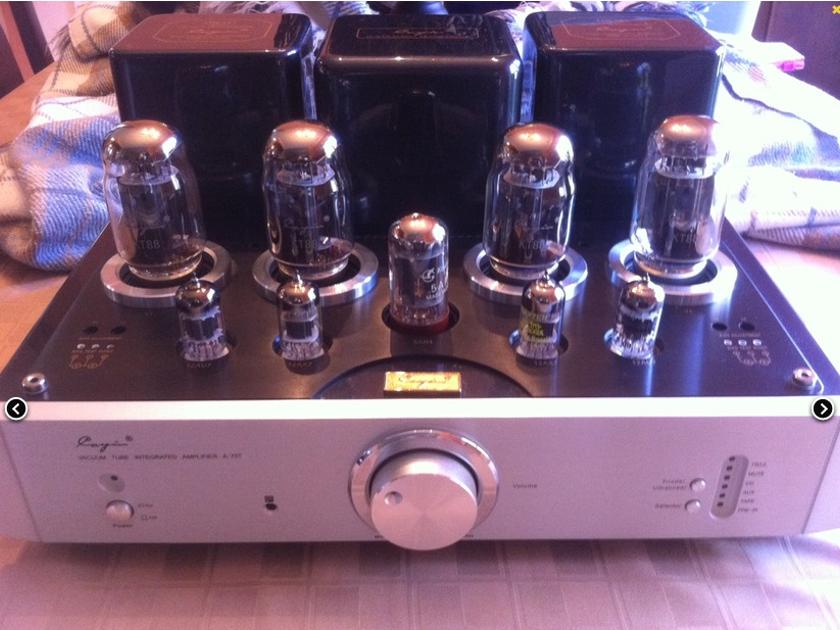 Cayin a70t Fantastic Amp!