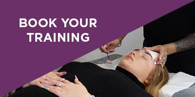 Book Classic Advanced Training to learn how to create HYLASH Hybrid Lashes