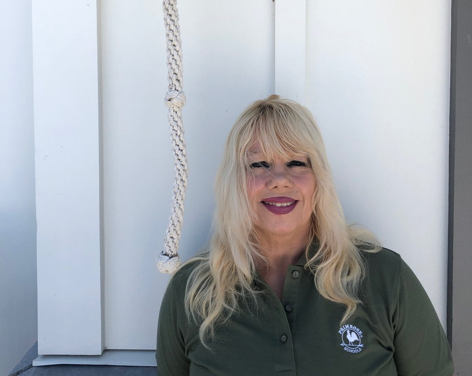 Laurie Jordan , Teacher