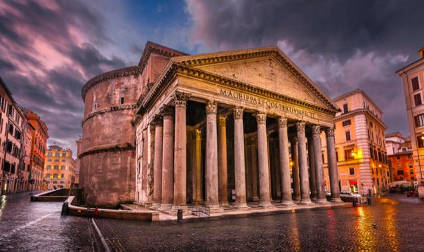 Таинство Ночного Рима