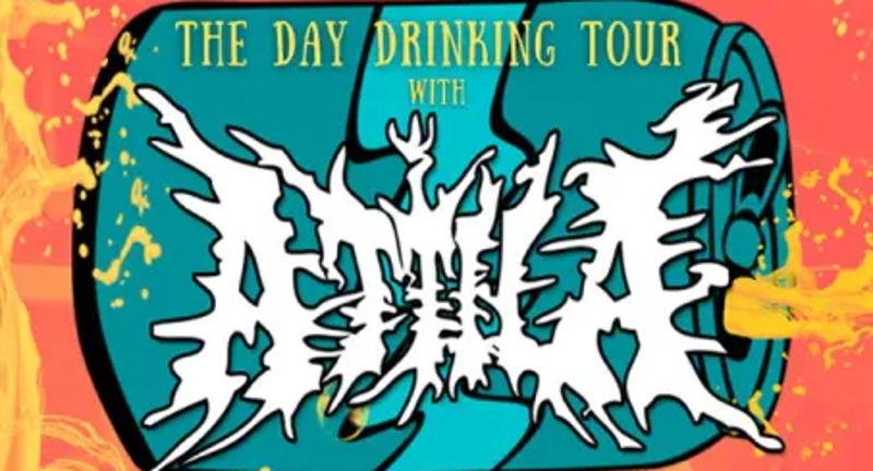 Atilla: The Day Drinking Tour
