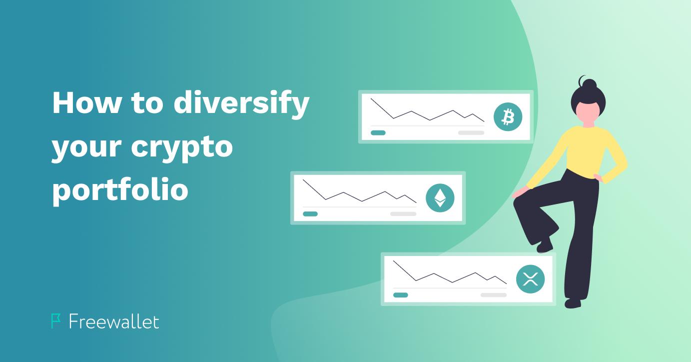 How Freewallet customers diversify their crypto portfolio