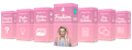 Fashion Bundle collection, ready to share templates about fashion