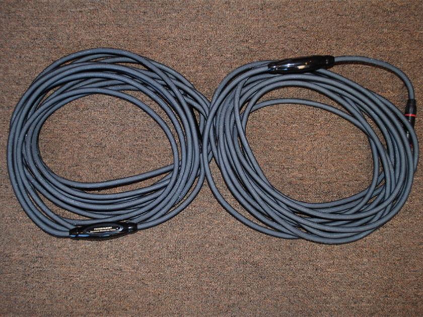 Transparent BMLS35 MM1 Technology Balanced Interconnects