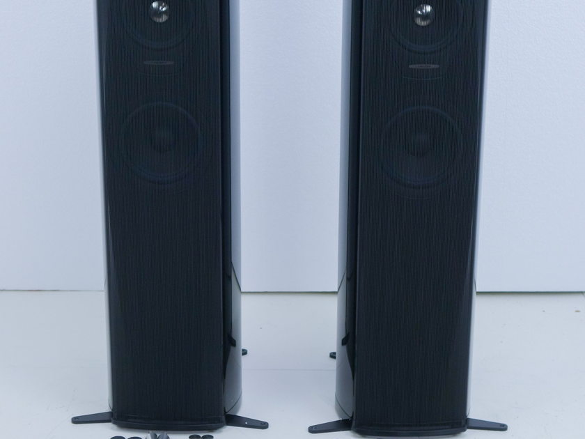 Sonus Faber Olympica II Speakers;   Black