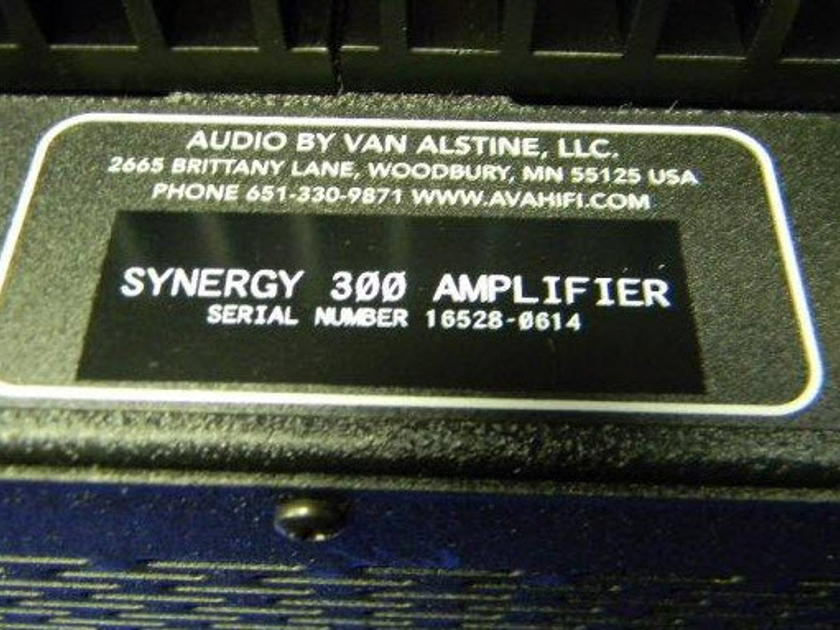Van Alstine Synergy 300
