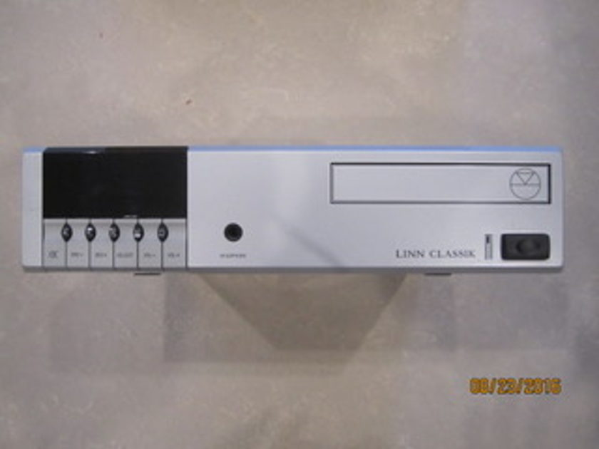 Linn Classik-T Integrated/CD/Tuner