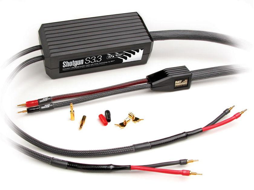 MIT Shotgun S3.3  BiWire spkr cable 10ft pr, new Gen3 Contact me for best price!