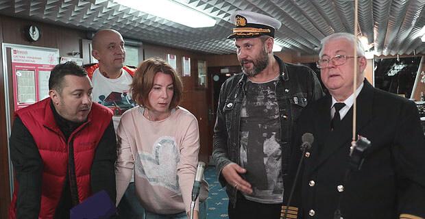 На волнах рока! Слушатели «НАШЕго Радио» отправились в круиз по Волге - Новости радио OnAir.ru