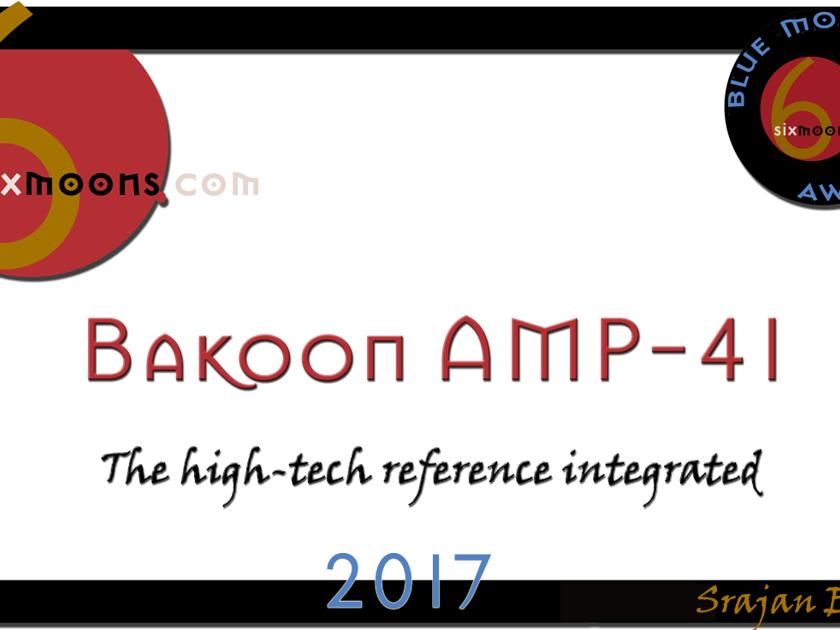 Blue Moon Award Winner! -- Bakoon Amp-41 Amplifier   This is ULTRA-WIDEBAND-RESOLUTION   (Pre-Order Now at JaguarAudioDesign.com!)