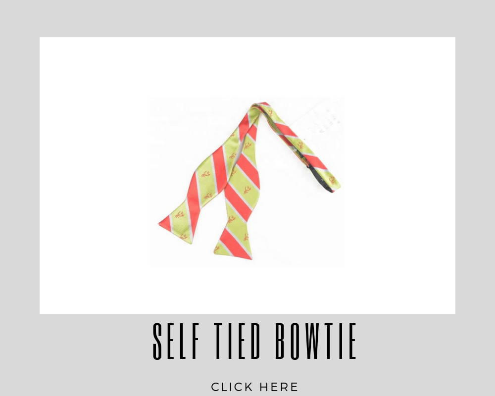 Corporate Custom Self Tied Bow Ties