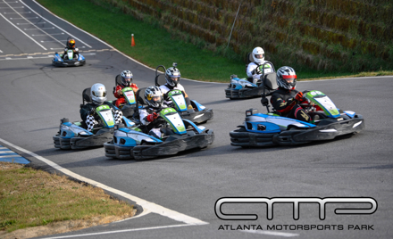 2018 AMP Rental Kart Spring League