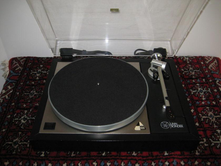 Linn LP-12 Sondek Ittok with Valhalla upgrade