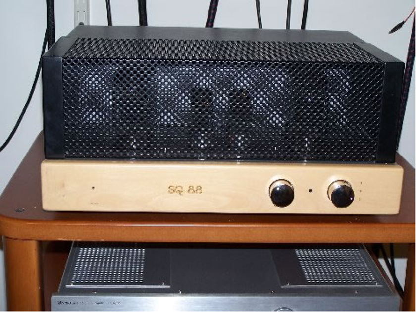 SQ Products SQ-88  KT-88 Integrated Amplifier