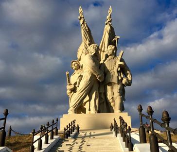 Волгоград, Пятиморск и Калач-на-Дону