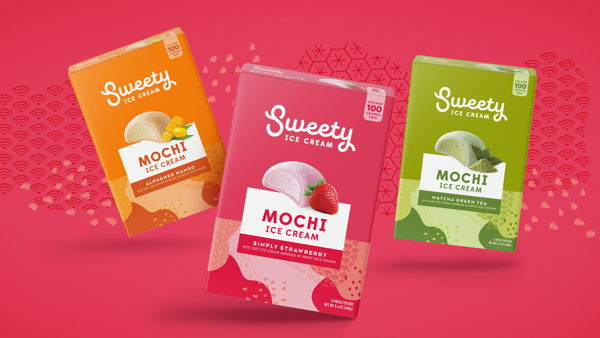 Sweety Mochi Ice Cream